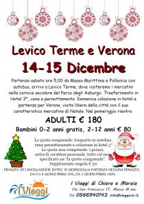 Levico Terme e Verona